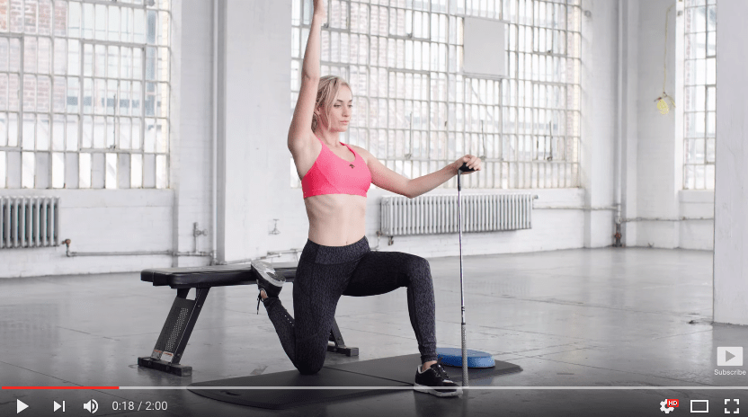 Prevent Golf Injuries with Stretches from Paige Spiranac