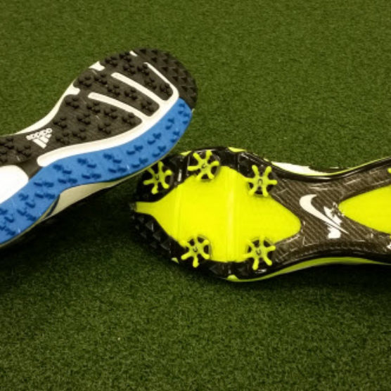 Spikeless Vs Spiked Golf Shoes