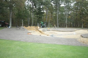Pines – Front 9 Renovations