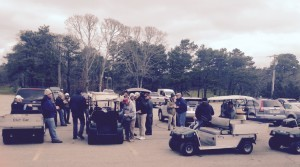 A thank you from the Director of Golf…