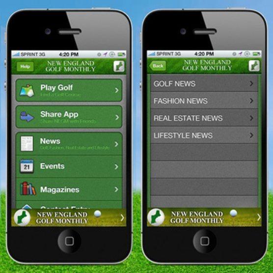 Get Ready for the Dennis Golf App!
