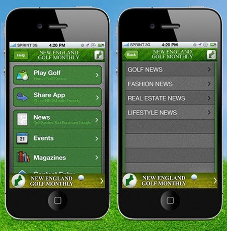 Get Ready for the Dennis Golf App!