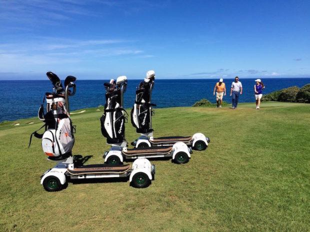 Get Yourself a Golf Board
